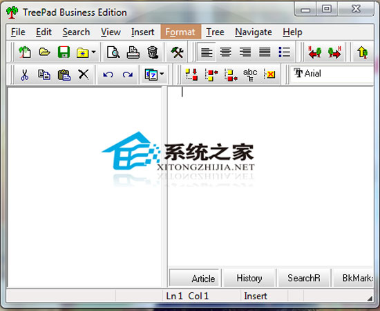 TreePad Business Edition 7.14 破解补丁