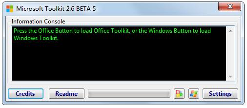 Microsoft Toolkit(Office2010激活工具) V2.6.5 绿色版